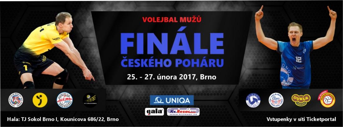 picture Český pohár ve volejbalu mužů