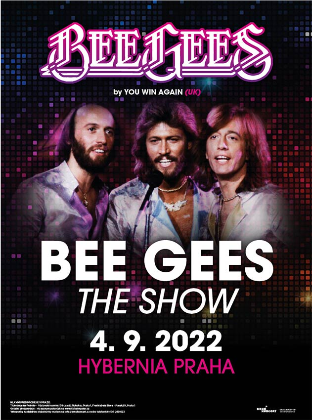 picture Bee Gees The Show /UK/ performed by You Win Again