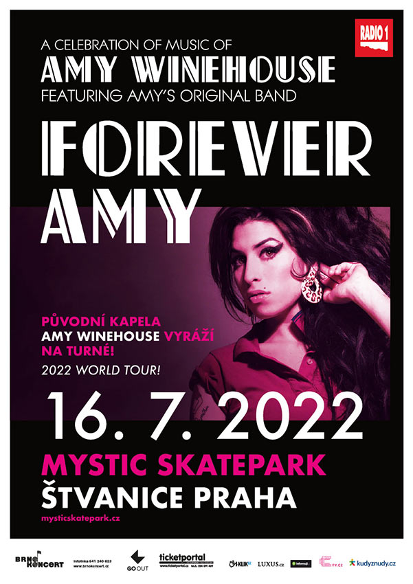 picture Forever Amy (UK)