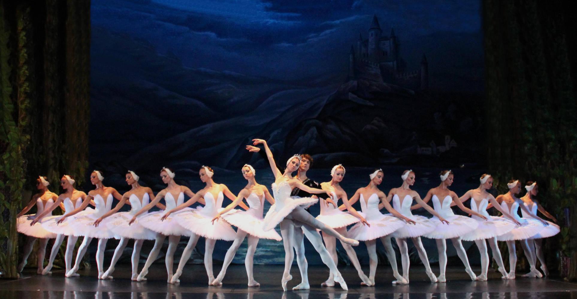 picture Ballet Saint Petersburg - LABUTÍ JEZERO