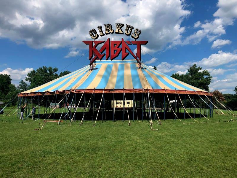 picture Cirkus Kabát 2021