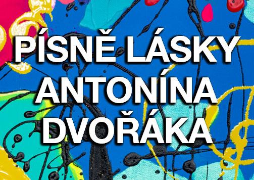 picture HF ANTONÍNA DVOŘÁKA - PÍSNĚ LÁSKY