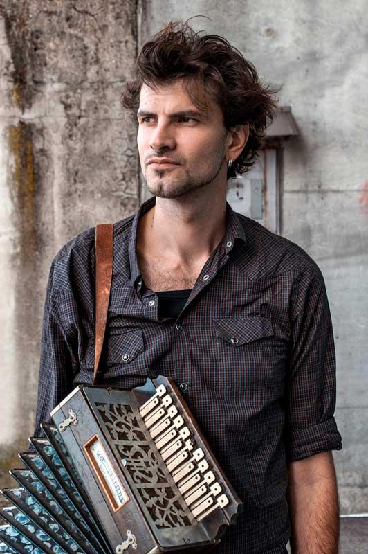 picture Shalosh/ Vincent Peirani Quintet