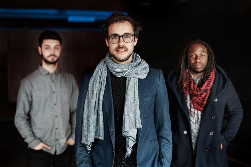 picture Gilad Hekselman Trio / Kurt Rosenwinkel ´Caipi´