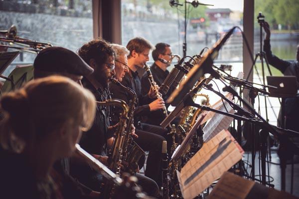picture Michal Wróblewski Ensemble/ Concept Art Orchestra