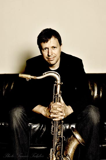 picture Harry Sokal Groove / Chris Potter Quartet