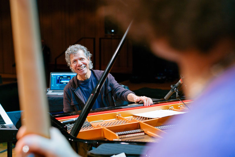 picture CHICK COREA TRIO