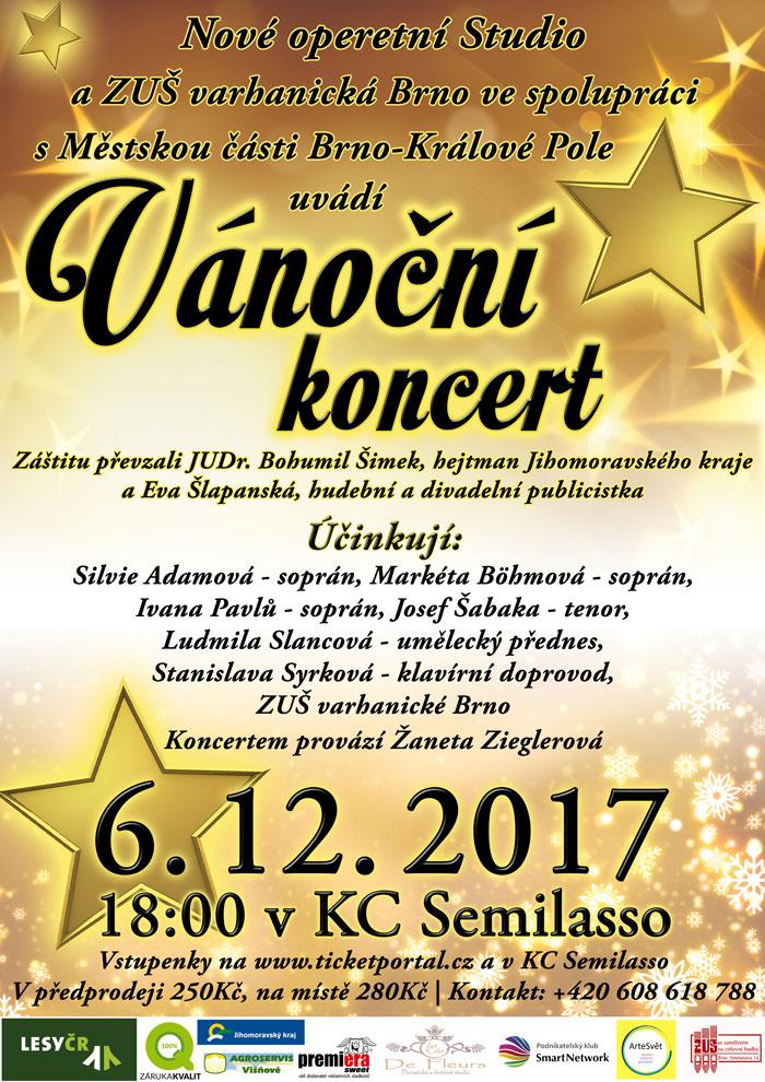 picture Vánoční koncert operetního Studia