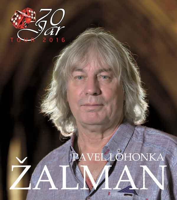 picture ŽALMAN 70 LET