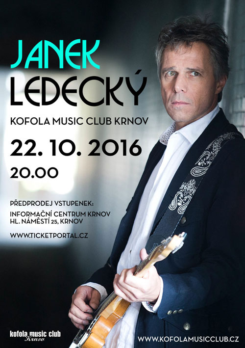 picture JANEK LEDECKÝ