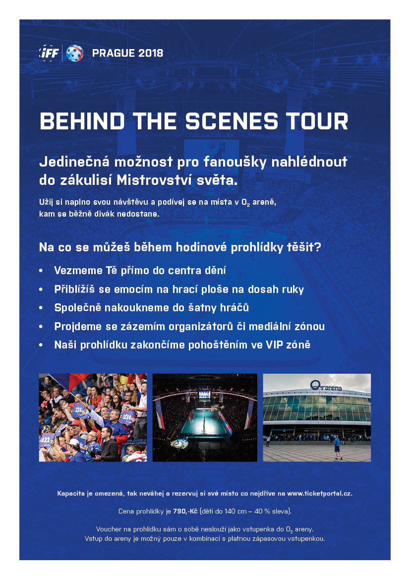 picture WFC 2018-Behind The Scenes Tour