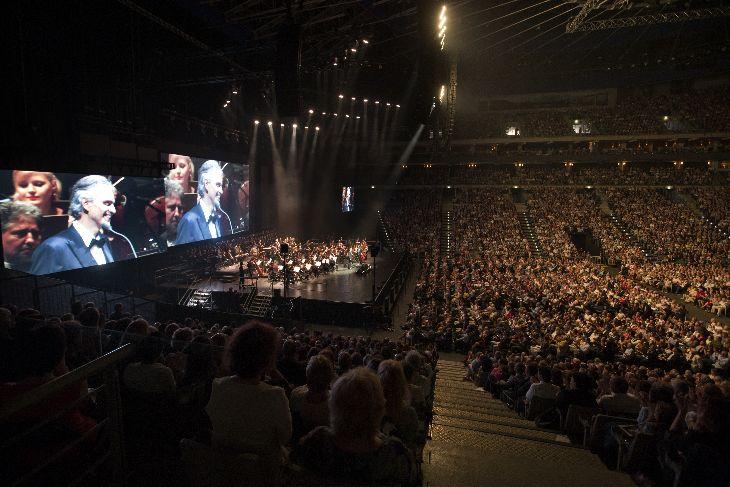picture Andrea Bocelli in Concert 2019