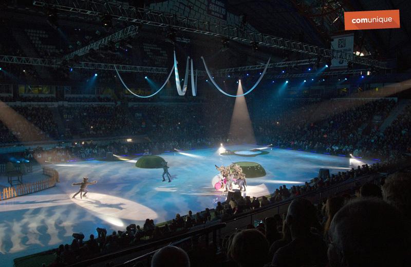 picture Máša a Medvěd na ledě