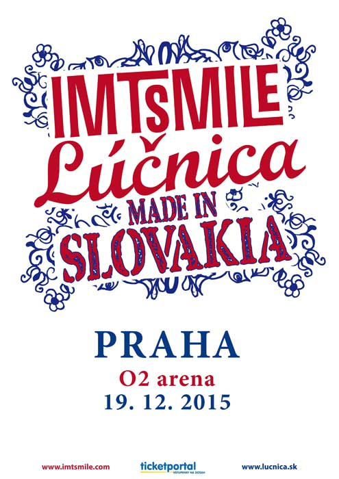 picture Made in Slovakia - IMT Smile a Lúčnica
