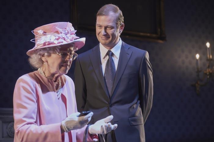 picture Audience u královny