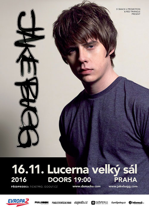 picture JAKE BUGG / UK