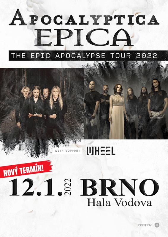 picture The Epic Apocalypse Tour 2022