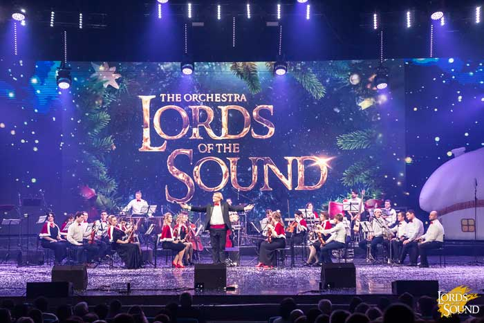 picture LORDS OF THE SOUND s programem `Grand Christmas`