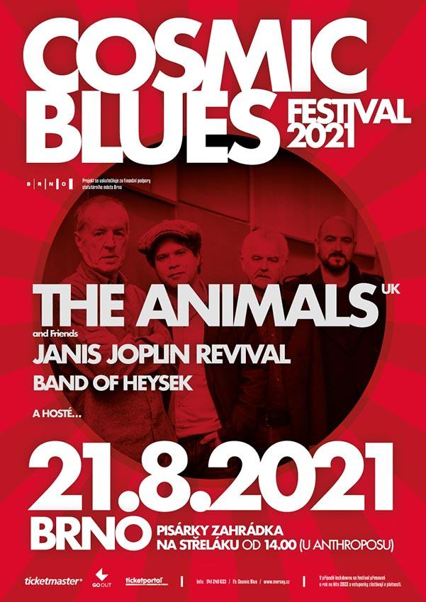 picture COSMIC BLUES FESTIVAL 2021