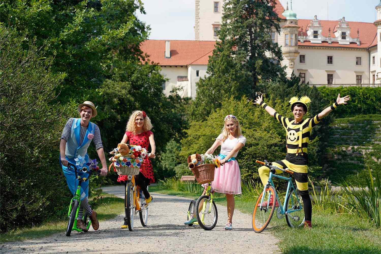 picture Kukino: Štístko a Poupěnka, Smejko a Tanculienka