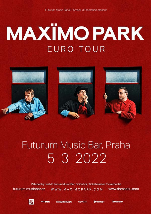 picture Maximo Park / UK
