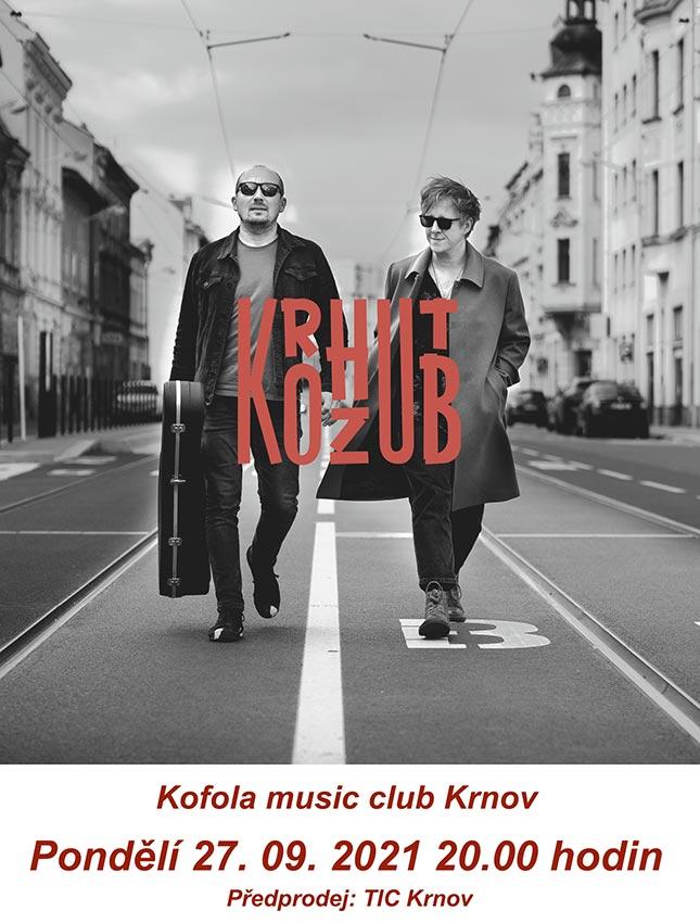picture ŠTĚPÁN KOZUB & JIŘÍ KRHUT