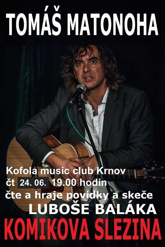picture Tomáš Matonoha - Komikova slezina