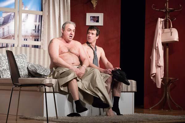 picture Dva nahatý chlapi