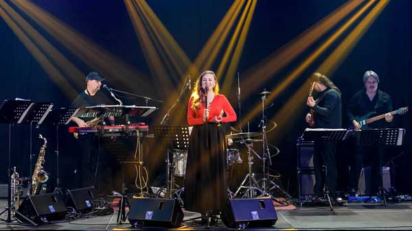 picture JAZZ POD HRADEM: A.Lauer, M.Kratochvíl, J.Koubková