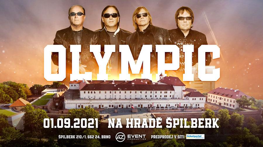 picture OLYMPIC na hradě Špilberk