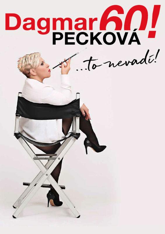 picture DAGMAR PECKOVÁ - 60! ...to nevadí!