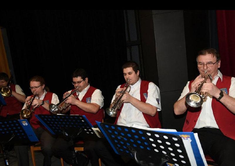 picture Malý dechový orchestr Městské hudby Fr. Kmocha