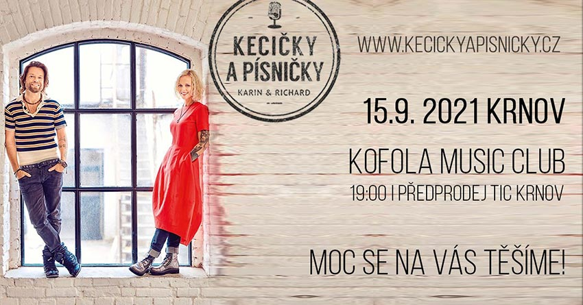 picture KARIN & RICHARD - KECIČKY A PÍSNIČKY