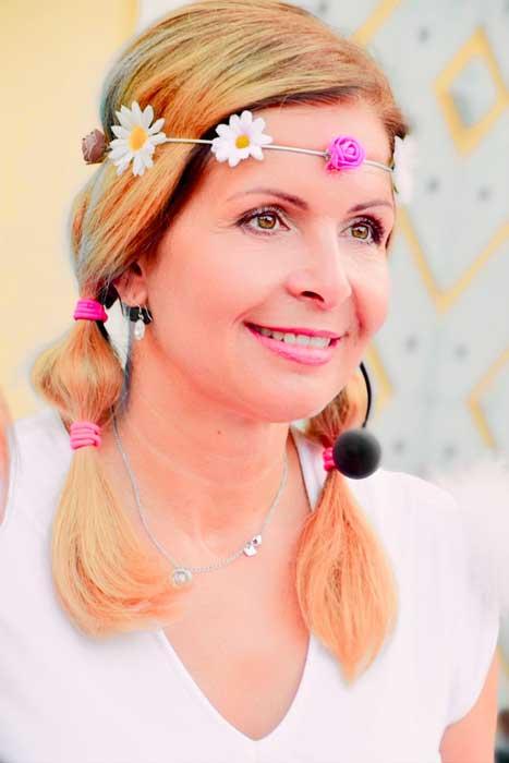 picture Míša Růžičková: MINIDISKOTÉKA V CIRKUSE