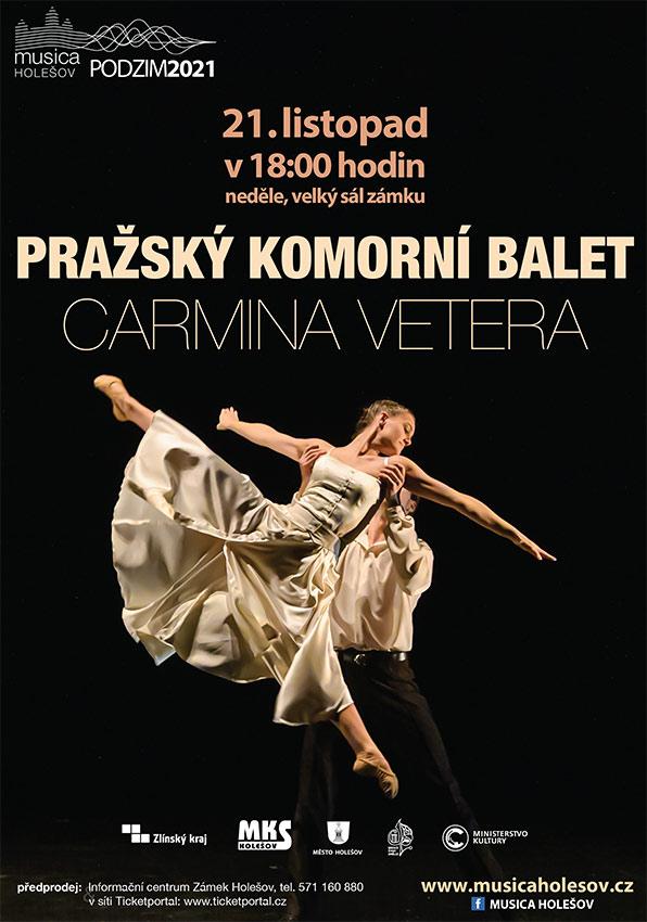 picture Pražský komorní balet - Carmina Vetera