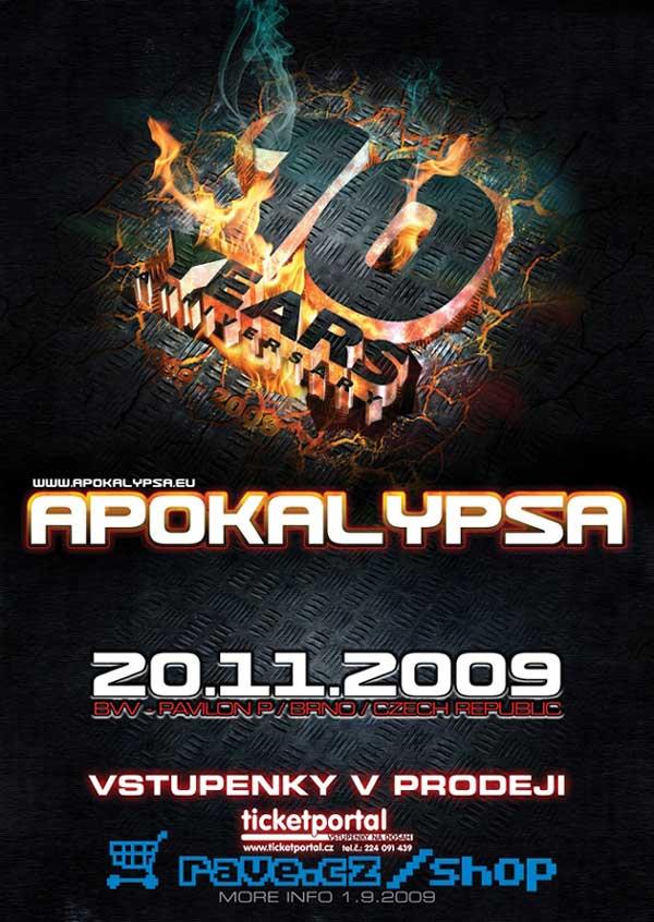 picture APOKALYPSA 32: Techno Energy