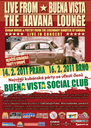 picture Live from Buena Vista The Havana Lounge