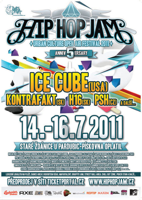 picture HIP HOP JAM Urban Culture Open  Air Festival 2011