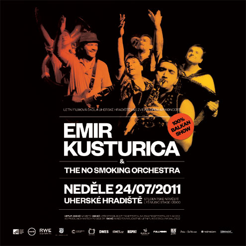 picture EMIR KUSTURICA & THE NO SMOKING ORCHESTRA