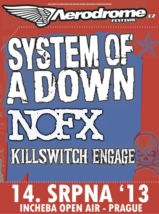 picture Aerodrome Festival - SYSTEM OF A DOWN & Guests