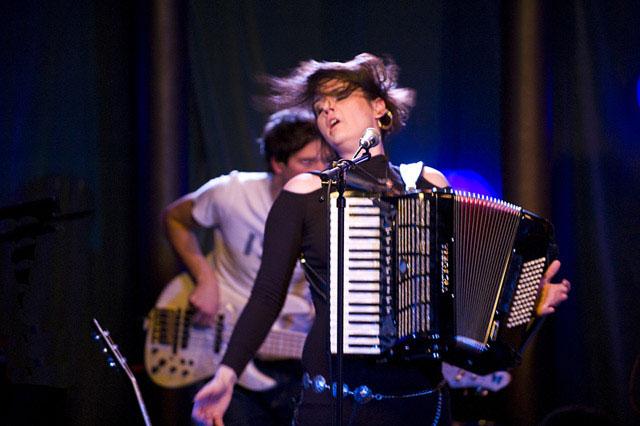 picture Radůza s kapelou