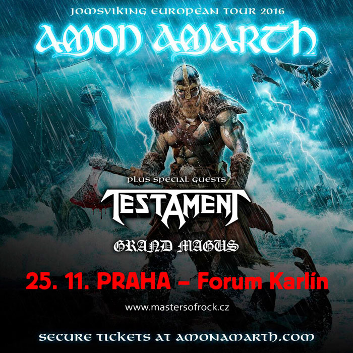 picture AMON AMARTH (SWE)