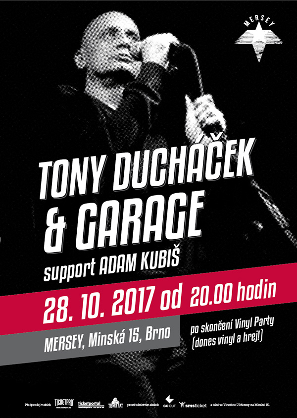 picture TONY DUCHÁČEK & GARAGE