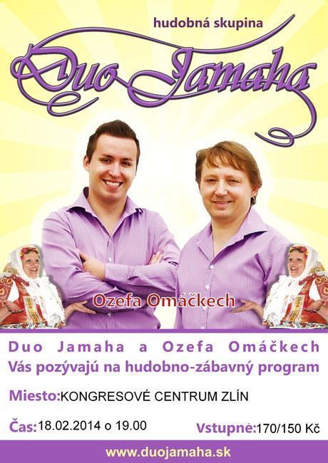 picture DUO JAMAHA a OZEFA OMÁČKECH