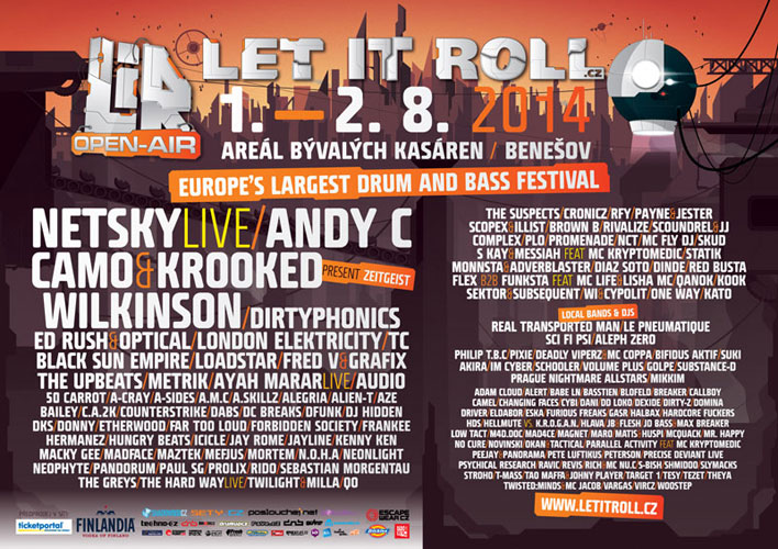 picture LET IT ROLL OPEN AIR 2014
