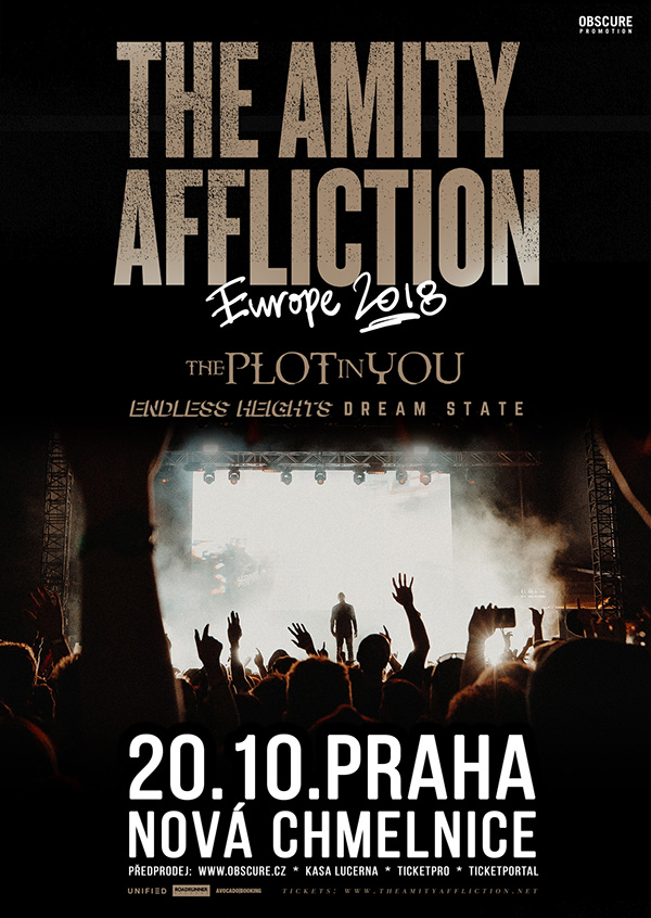 picture THE AMITY AFFLICTION (AUS)