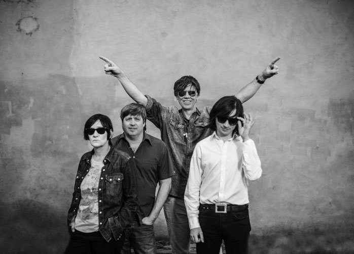 picture THURSTON MOORE BAND