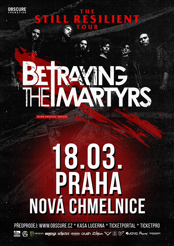picture BETRAYING THE MARTYRS (FR)