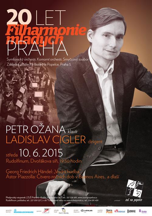picture 20 let Filharmonie mladých Praha