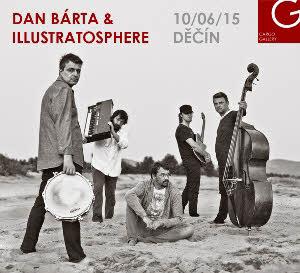 picture ILLUSTRATOSPHERE & DAN BÁRTA, Cargo Gallery